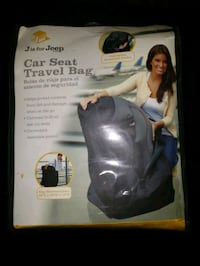 Car Seat Travel Bag Toronto, M6M 3Y7