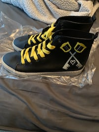 Brand new never worn Kingdom Hearts Men's Size 12 Shoes North Las Vegas, 89031