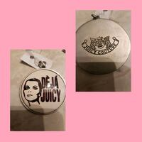 Gorgeous juicy Couture pendant.  Whitby, L1N 8X2