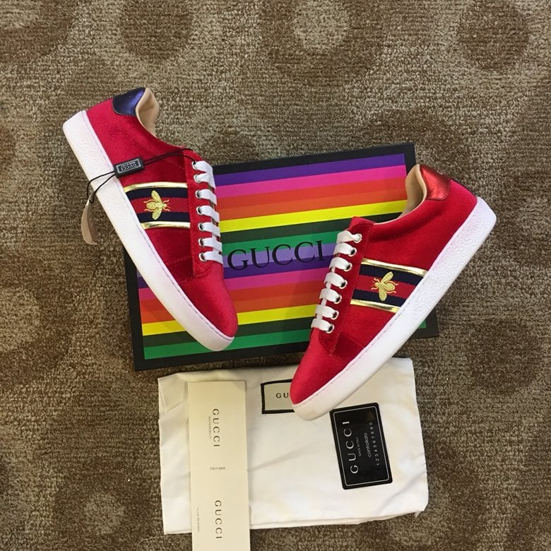 BY ORDER ONLY : Out of Season Gucci Ace Sneakers 1198702e-97e7-4d23-a9dd-07f60c4b0fdc