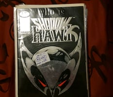 Shadowhawk #1-2 Comic Books
