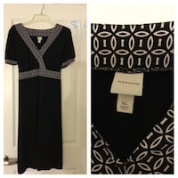 Black scoop-neck dress from Target.  Only wore once. Frederick, 21703