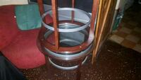 2 end table + a chair and foot rest Southfield, 48033