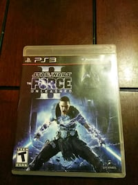 Star wars 2 the force unleashed Tulsa, 74106