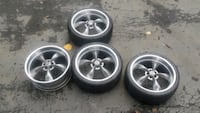 22in Ford mustang wheels Anchorage, 99501