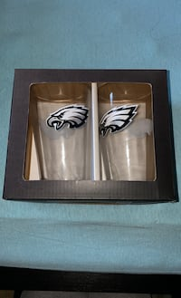 Eagles beer glasses Philadelphia, 19128