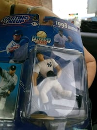 1998 Starting Line Up action figure