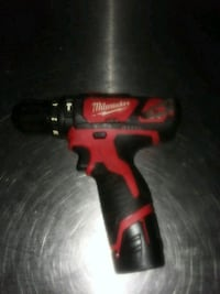 red and black Milwaukee cordless impact wrench Washington, 20018