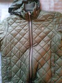 Gstar Mens Winter Jacket Suitland-Silver Hill