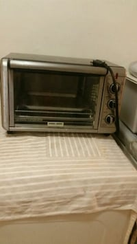 gray and black toaster oven Toronto, M4B 2J1