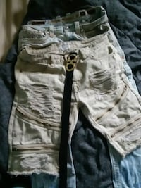 Rock revivals,sz34,smoke rise biker shorts,fero be Cincinnati, 45231