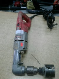 """Milwaukee 1107-1 1/2"""" Right Angle Drill  Baltimore, 21216"""