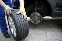 Tire change for 12$/tire Pointe-Claire