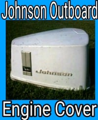 Johnson Outboard Engine Cover   Bloomington, 92316