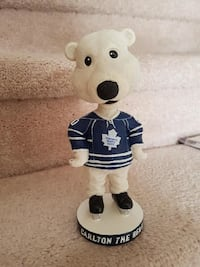 Carlton the bear bobble