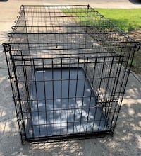 "Heavy Duty Double Door Dog Crate, 35"" -in Sacramento, 95823"