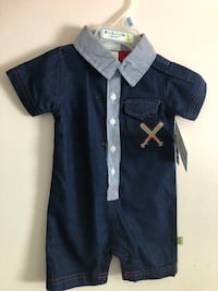 Boys 6/9 months brand new never worn
