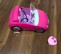 toddler's pink and purple ride on toy car Ajax, L1Z 1G2