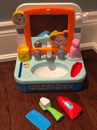 Fisher Price- Laugh and Learn Sink Mississauga, L5J 1R2
