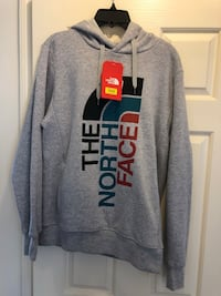 The North Face hoodie. New. Small