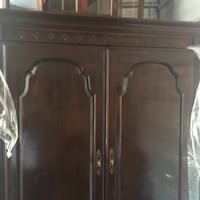 Beautiful Ethan Allen cherry TV armoire!  You Move!   $350 Obo!   Spring Hill, 34606