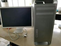 APPLE HIGH END DESKTOP AND 20 INCH HIGH END MONITO Toronto, M1E 3Y3