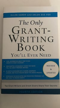 The Only Grant-Writing Book Long Beach, 90804
