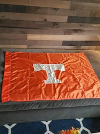 Large UT Vols flag Nashville, 37217