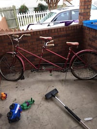 2 seater bike from the late 80's  56 mi