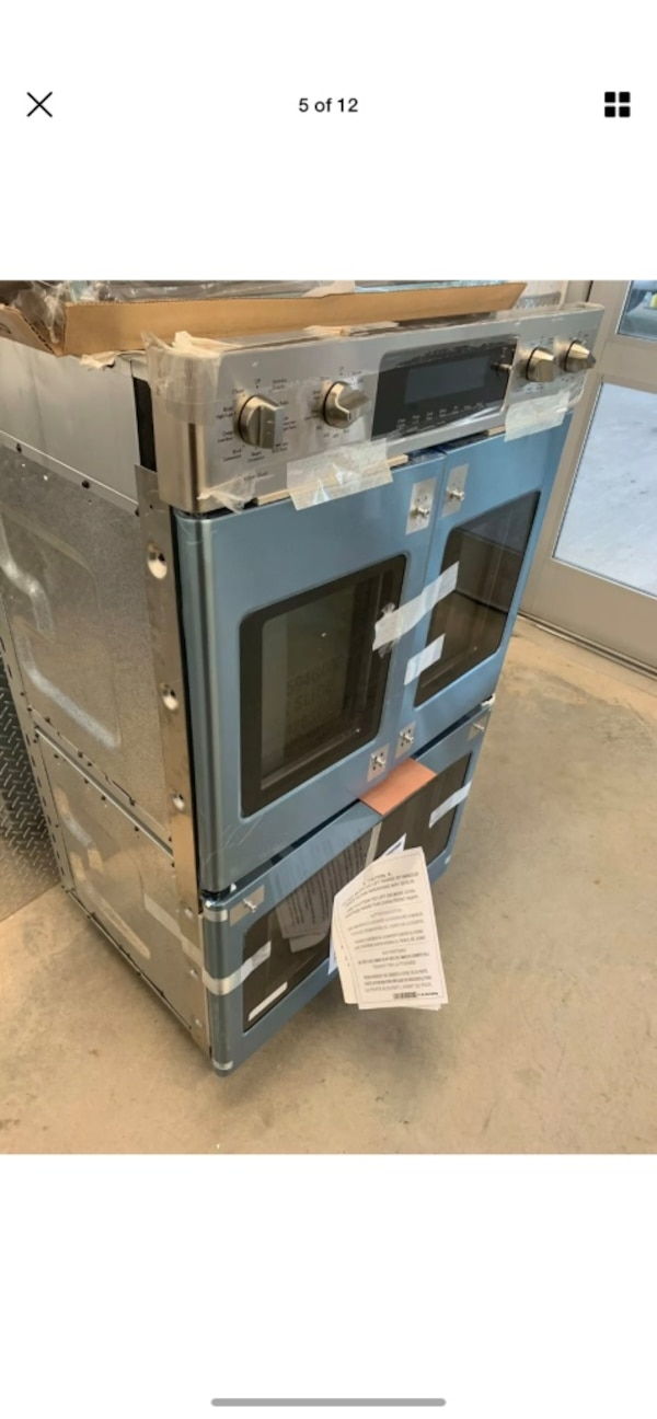 GE Cafe CTD90FP2MS1 True Convection Double Electric Wall Oven 98ff42bd-2162-4f57-83dd-3856f85552d2