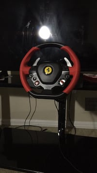 xbox one steering wheel 458 spider Manassas, 20109
