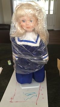 Collectors Doll never used Arcade, 95864