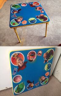 Children's Toy Story folding table  Calgary