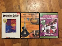 How to play the guitar 'training videos' New York, 10003