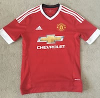 Manchester United Jersey Milton, L9T 8G6
