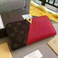 red and brown Louis Vuitton purse Richmond, V6V 1M8