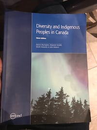 Diversity and Indigenous Peoples in Canada 3rd Edition Vaughan, L4H 2V8