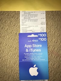 AppStore Gift Card $80 ONLY!! Milton, L9T 7N8