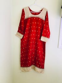 3 pcs suit with a trouser and dupatta for only 10$brand new Vaughan, L6A 3A5