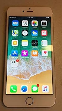 Rose gold iPhone 6s 32 GB (comes with lifeproof case) Windsor, N8X 1A9