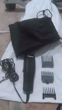 black and gray corded hair clipper Spokane, 99204