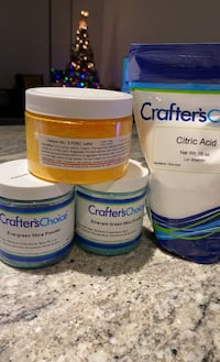 """Soap and Skincare Dye & Supplies """"crafters choice"""" brand Vancouver, V6A 0H4"""