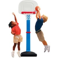 TotSports�Easy Score�Basketball Set| SKU# 62-112 Santa Ana