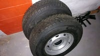 Brand new winter tires and rims  Ottawa, K1T 3Y8