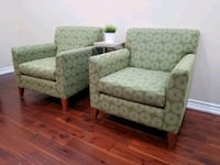 EUC Accent Chairs Ajax, L1Z 1J3