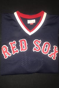Red Sox baseball practice jersey South Bend, 46613