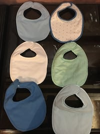New Bibs All for one price!! Georgetown, L7G 4S4
