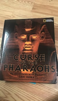 Curse Of The Pharohs Youngstown, 44515