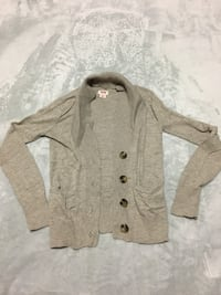 Mossimo Grey Cardigan size extra small Maple Ridge, V2W 0G4