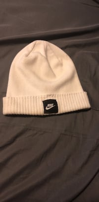 All white nike hat  Springfield, 01108